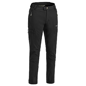 Pinewood Wildmark Stretch Shell Damenhose schwarz