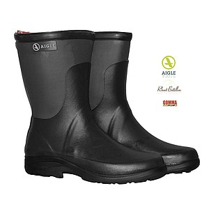Aigle Rboot Bottillon schwarz