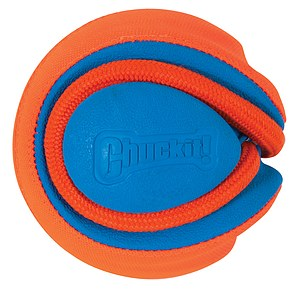 Chuckit Rope Fetch Ball