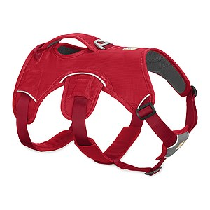 Ruff Wear Web Master Harness rot