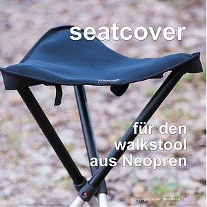 Fit4dogs Seatcover für Walkstool