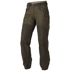 H�rkila Mountain Trek Lady Hose gr�n/braun