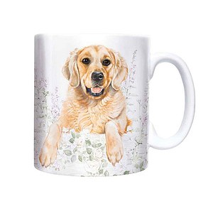 Kaffee Tasse - Golden Retriever