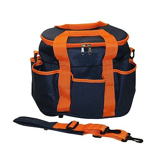 Trainingstasche Workline marine/orange