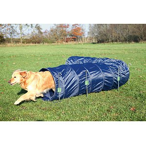 Agility Basic Tunnel blau ø 60 cm/ 5,00 m