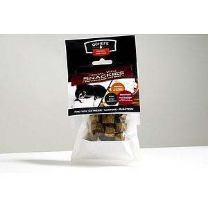 QChefs Dental Vital Snackies (Restposten)