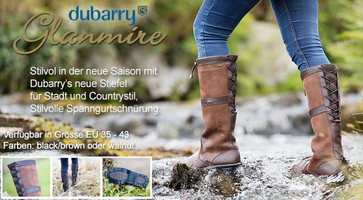 Dubarry Glanmire Lederstiefel