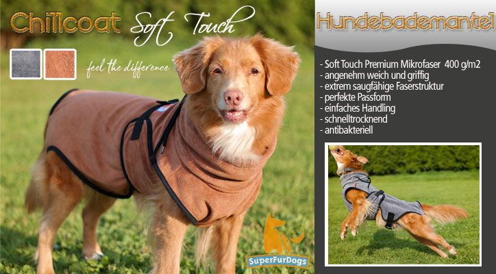 Hundemantel Soft Touch Chillcoat